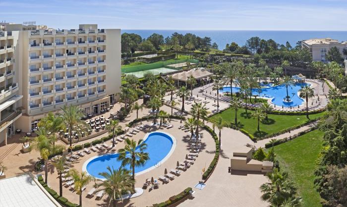 Oferta :: Hotel Riu Guaraná 4* :: Algarve :: desde 51€ :: Todo Incluido