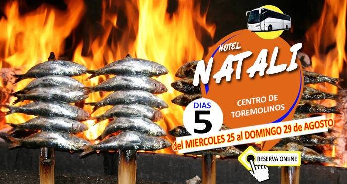 Hotel Natali 3*** :: Centro de Torrolinos