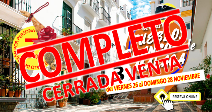 COMPLETO :: Circuito en Autobus :: Pueblos Blancos de Malaga :: Hotel Toboso Chaparil 3*** :: Regalo de Jamón por Persona :: 3 Días